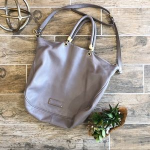 Marc Jacbos | Cement Grey Too Hot to handle hobo